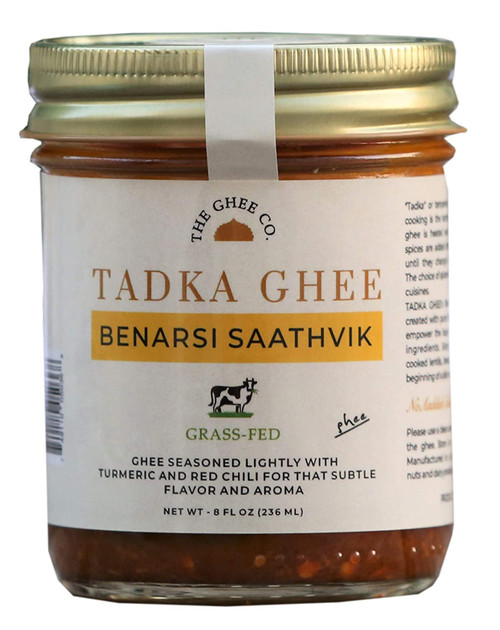 Tadka Ghee - Benarasi Saathvik - 236ml