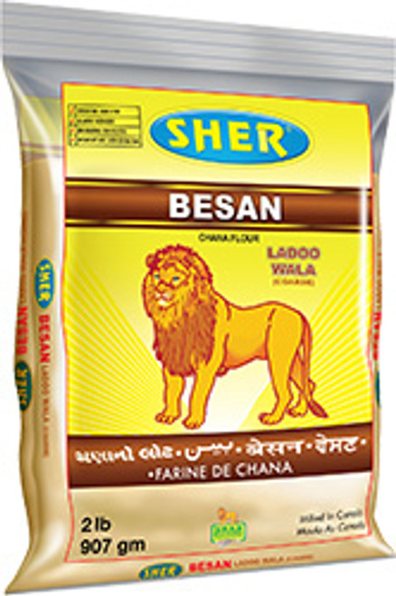 Sher,  Besan (Gram Flour) -  4LB