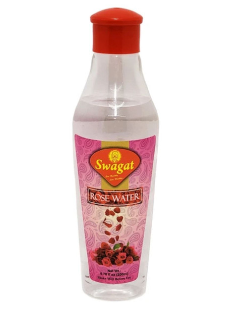 Swagat, Rose Water - 200ml