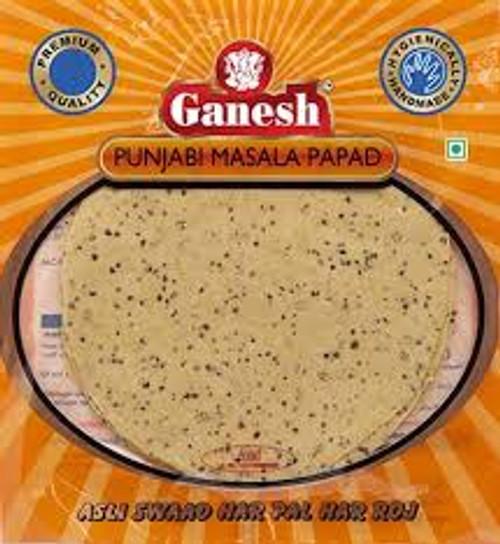 Ganesh, Punjabi Masala Papad - 200gm
