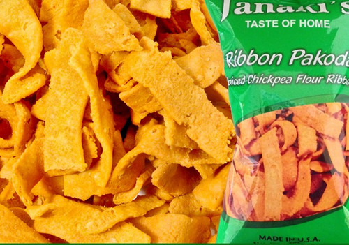 Janaki's,  Ribbon Pakoda - 7oz