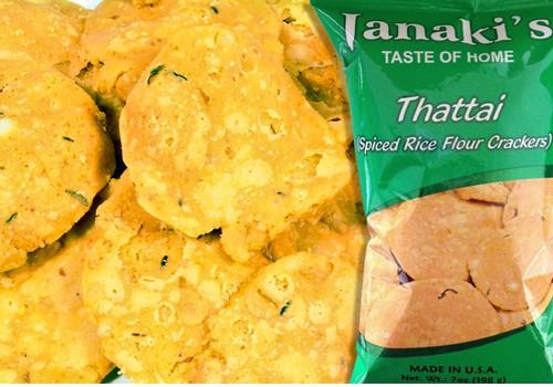 Janaki's,  Thatti (Chakkallu) - 7oz