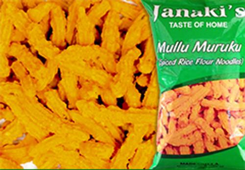 Janaki's,  Mullu Murukku - 7oz