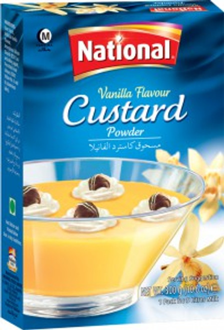 Vanilla Flavored Custard Powder