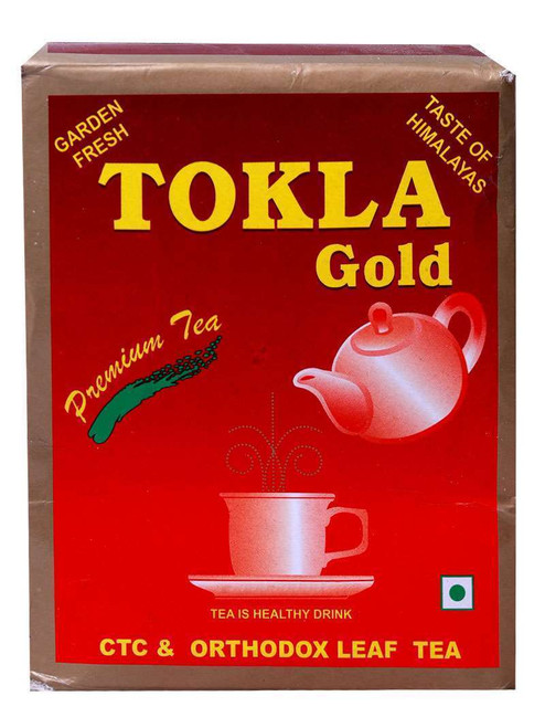 Tokla Gold Premium Tea - 2.2lb