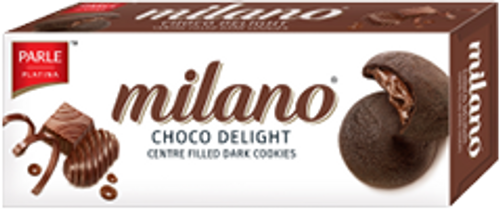 Parle - Milano Choco Delight Cookies - 60gm