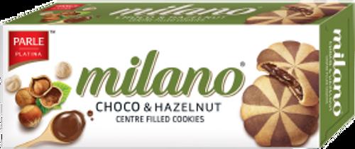 Parle - Milano Choco Hazelnut Cookies - 60gm