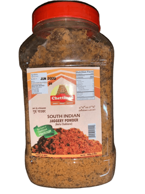 Chettinad, South Indian Jaggery Powder - 907 Gm