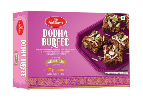Haldiram's, Dodha Burfee (340gms)