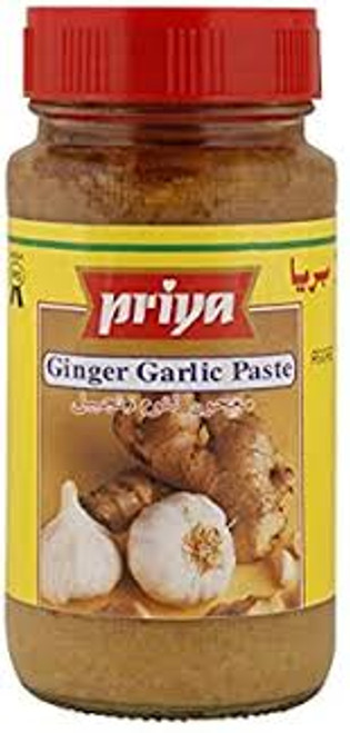 Priya, GINGER GARLIC PASTE - 300gm