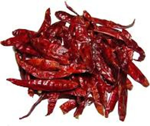 Kashmiri Red Chilli Whole - 200gm