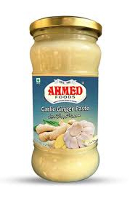 Ahmed, GINGER GARLIC PASTE - 700gm
