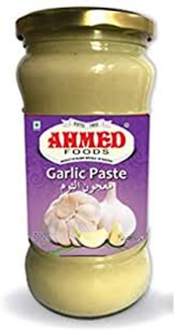 Ahmed, GARLIC PASTE - 700gm