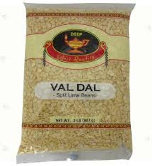 Val Dal - Split Lima Beans - 2lb