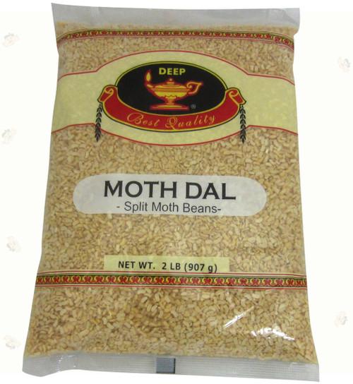 Moth Dal - Split Moth Beans - 2lb
