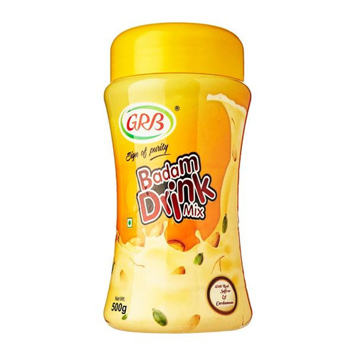GRB, Badam Drink Mix - 500gm