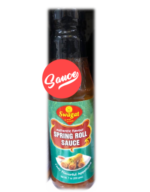 Swagat, Spring Roll Sauce - 200g