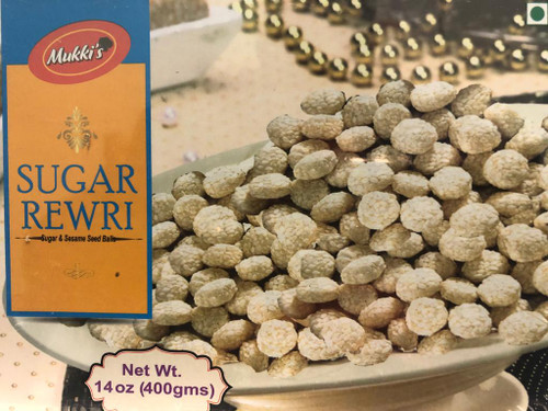 Mukkis, Sugar Rewari - 400gm