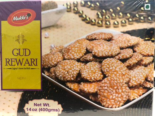 Mukkis, Gud Rewari - 400gm