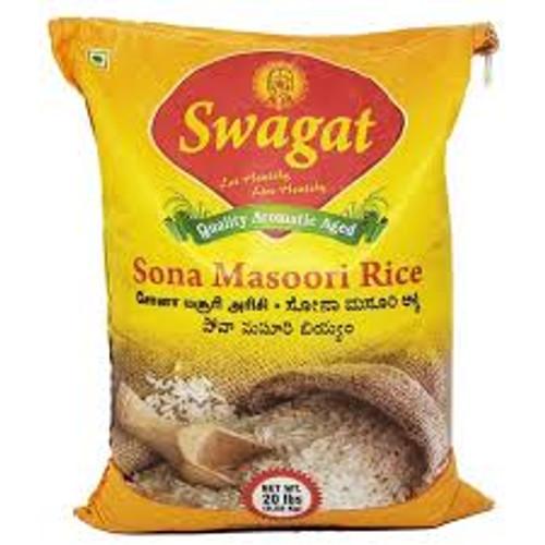 Swagat SonaMassori Rice - 20LB