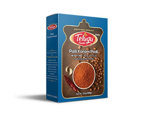 Telugu Foods, Palli Karampodi - 100gm
