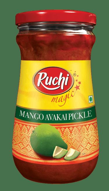 Ruchi, Mango Avakai Pickle- 300g