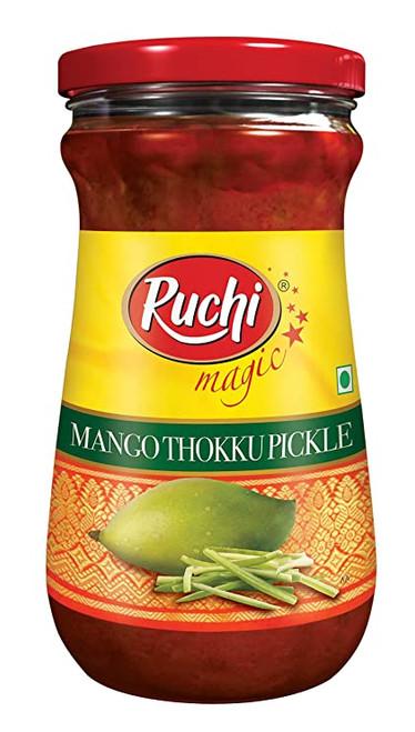 Ruchi, Mango Thokku  Pickle- 300g