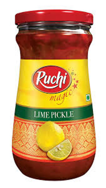 Ruchi, Lime Pickle- 300g