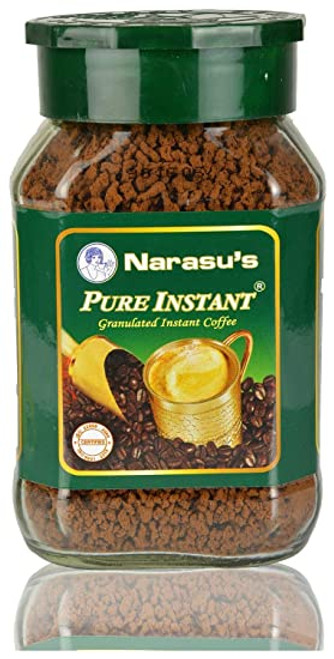 Narasu's, Pure Instant Coffee - 100gm
