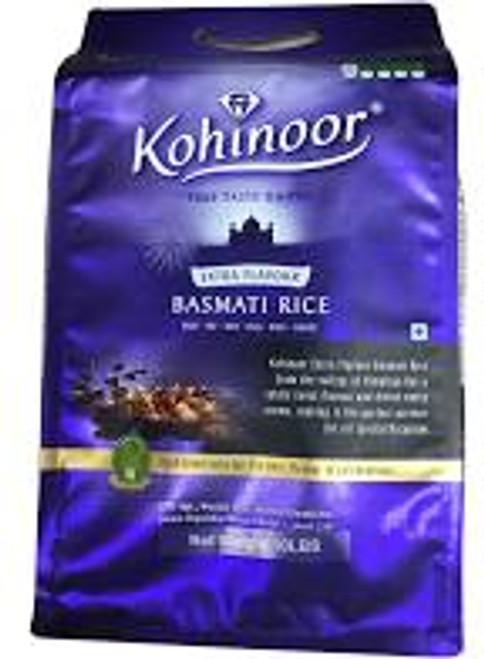 Kohinoor Extra Flavor Basmati Rice -10LBs