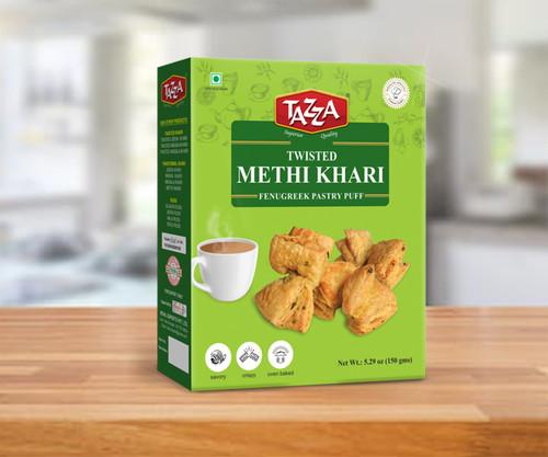 Tazza, Twisted Methi Khari - 150gm
