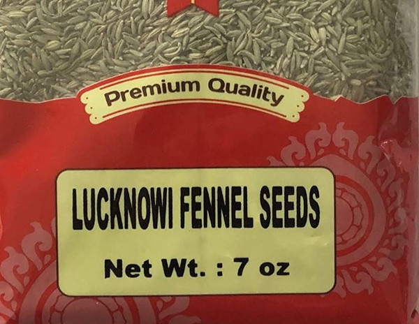 Lucknow Fennel Seeds - 200gm