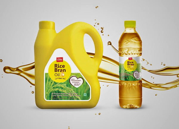 Elite, Pure Rice Bran Oil