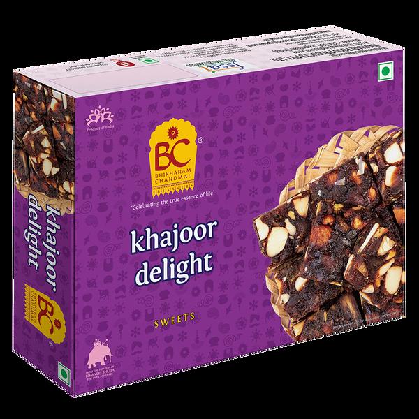 Bhikharam Chandmal,  Khajoor Delight