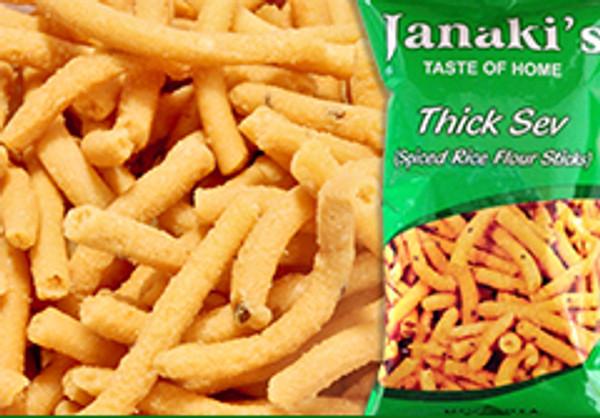 Janaki's,  Thick Sev- 7oz