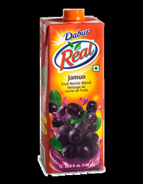Dabur, Real Jamun Fruit Juice - 1 ltr