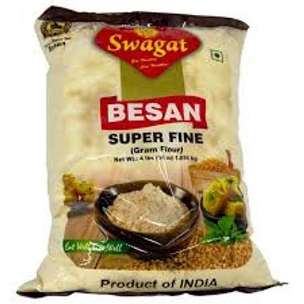 Swagat, Besan (Gram Flour) -  4LB