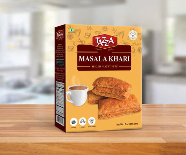 Tazza, Masala Khari - 150gm