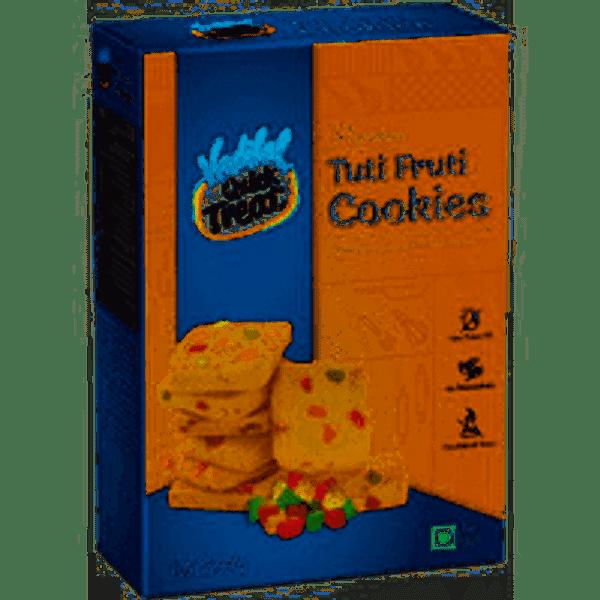 Vadilal, Tuti Fruti Cookies - 200 Gm
