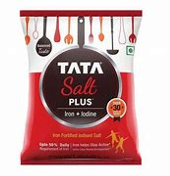 Tata Salt Plus - 1kg
