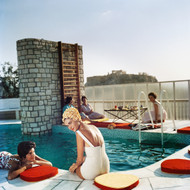 Slim Aarons- Capturing The High Life