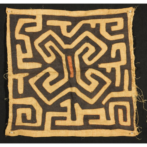 Kuba Cloth, Textile From the Kuba Kingdom of Central Africa (2)