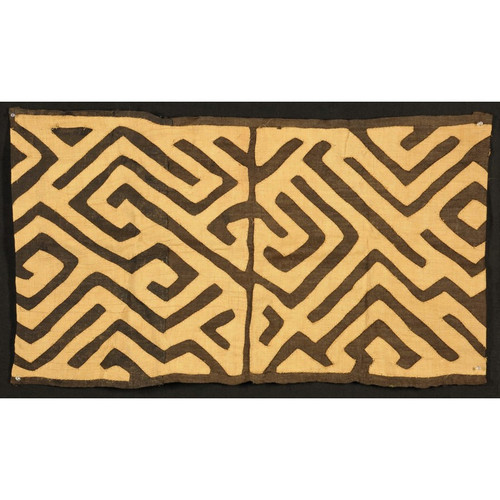 Kuba Cloth, Textile From the Kuba Kingdom of Central Africa (3)