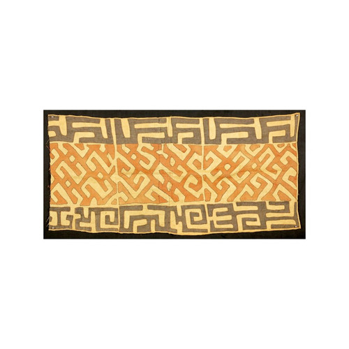 Kuba Cloth, Textile From the Kuba Kingdom of Central Africa (4)
