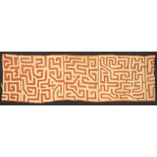 Kuba Cloth, Textile From the Kuba Kingdom of Central Africa (7)