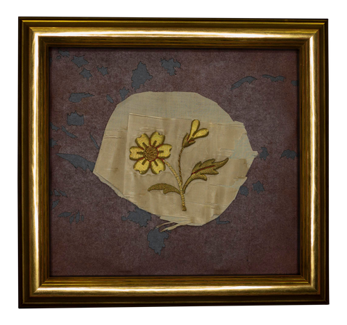 Ecclesiastical Embroidery, Goldwork Vestments Detail for St. Therese of Lisieux (1)