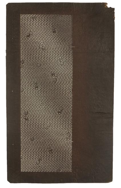 ORIGINAL JAPANESE KATAGAMI, CIRCA 1900 (6)