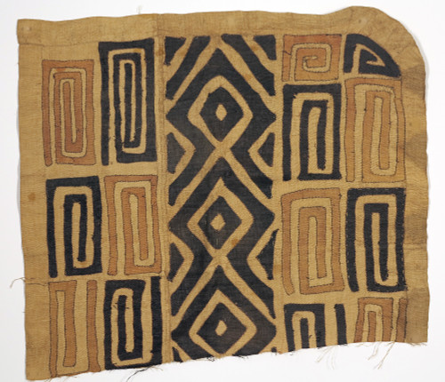 Kuba Cloth, Textile From the Kuba Kingdom of Central Africa (8)