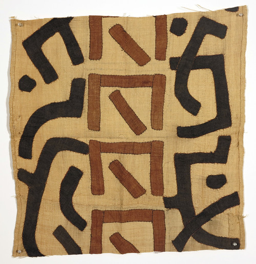 Kuba Cloth, Textile From the Kuba Kingdom of Central Africa (9)