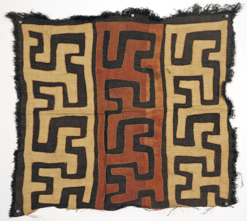 Kuba Cloth, Textile From the Kuba Kingdom of Central Africa (10)